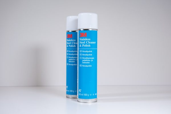 3 M Stainless Steel Cleaner