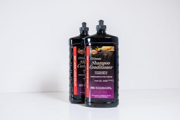 Presta Ultimate shampoo