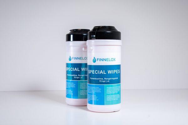 Special Wipes Finnelox