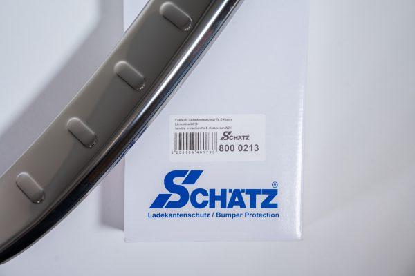 W 213 Takapuskurinsuoja Schäts Sedan KRS