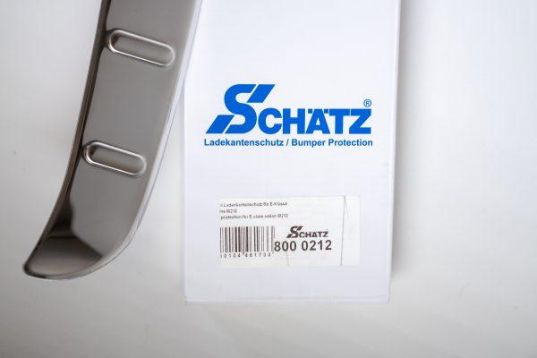 W 212 Takapuskurinsuoja Schäts KRS