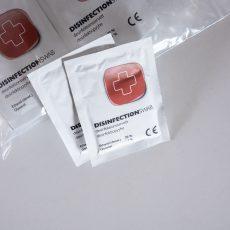Disinfektionswab 20 kpl
